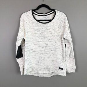 Calvin Klein Performance Elbow Patch sweatshirt